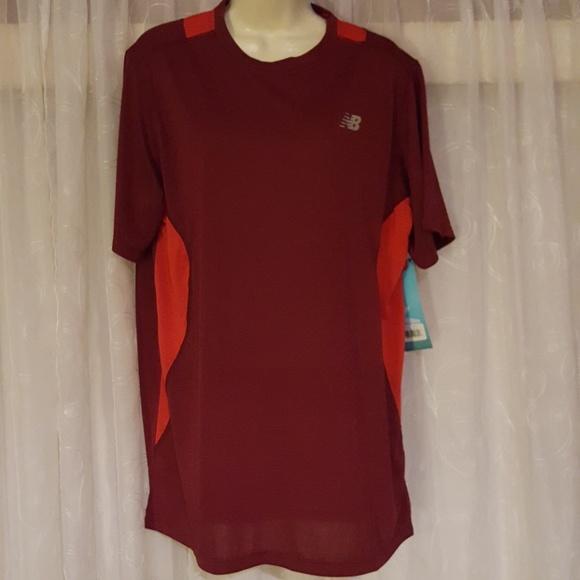 e5d0c0ec6e6df New Balance Shirts | Markdown Nb Mens L Breathable | Poshmark